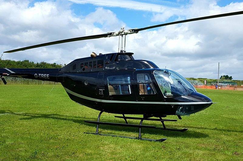 10 KM Helicopter Pleasure Flight Image