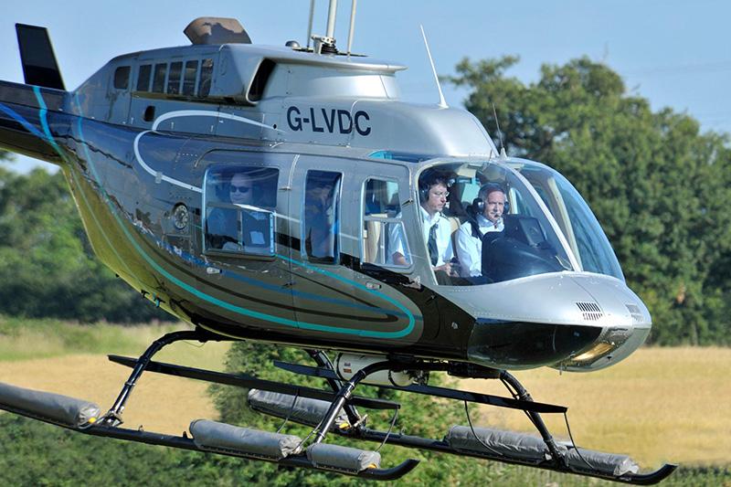 45 KM Helicopter Pleasure Flight Image