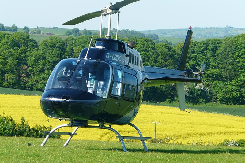 75 KM Helicopter Pleasure Flight Image