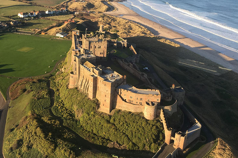 60 Min Private Helicopter Tour from Newcastle Image