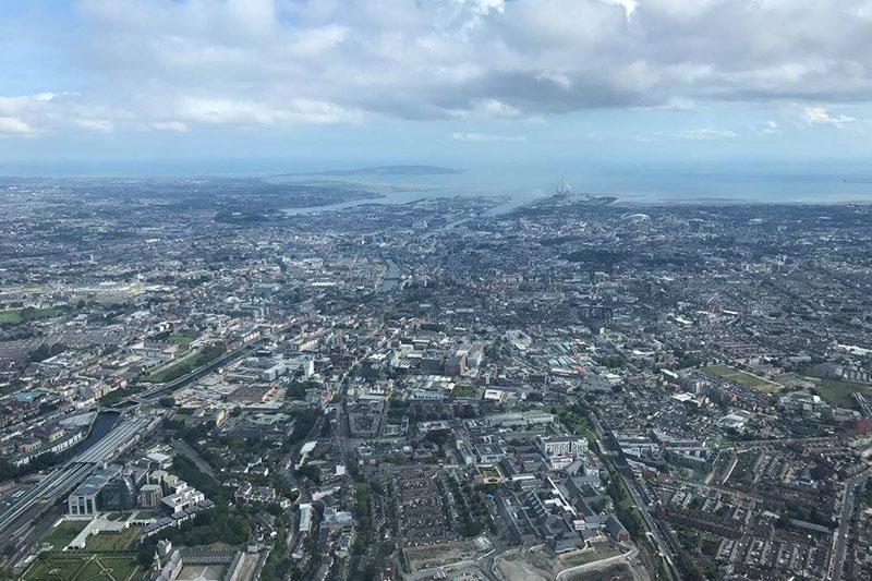 Glimpse of Dublin City Tour Image