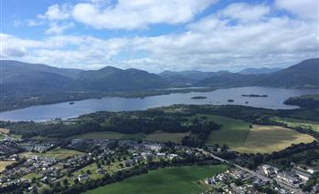 Killarney Lakes and Gap of Dunloe Image