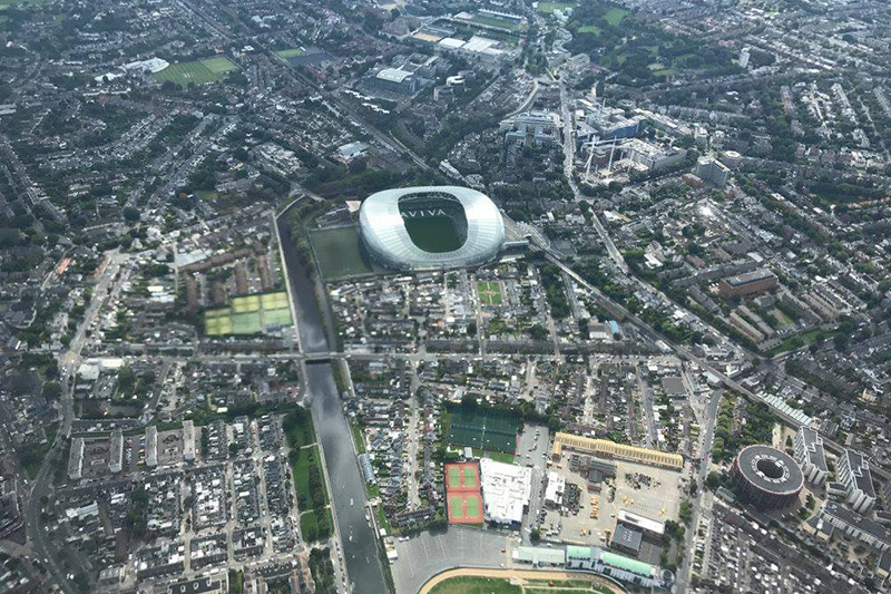 Extended City of Dublin and Stadiums Tour Image