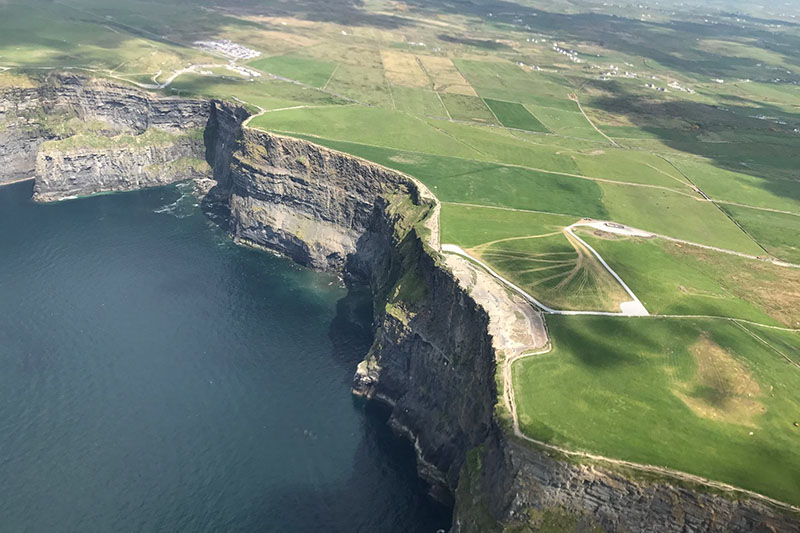 Cliffs of Moher and Craggy Island Tour Image