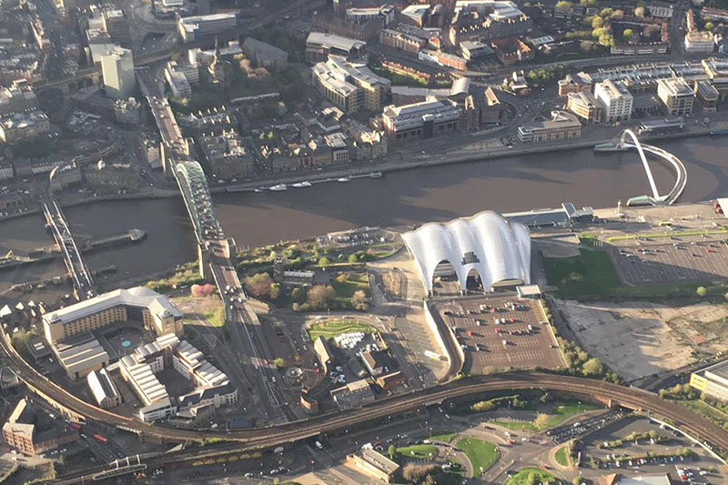 15 Min Private Helicopter Tour from Newcastle Image