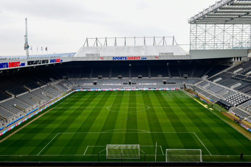 Ultimate Newcastle United Fan Package Image