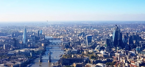 City of London Helicopter Tours