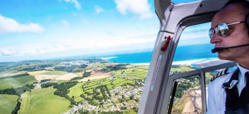 Cornish Helicopter Rides and Tours