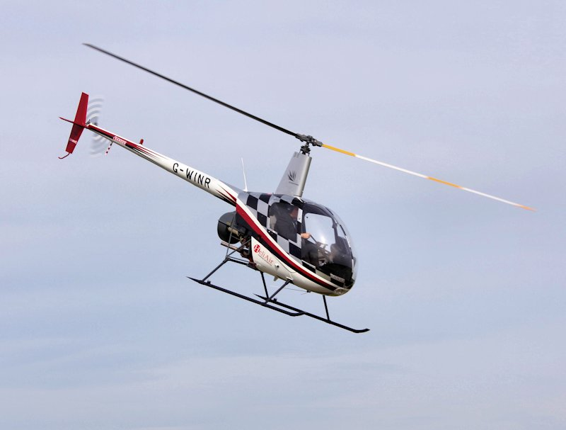 Helicopter Lessons Andover