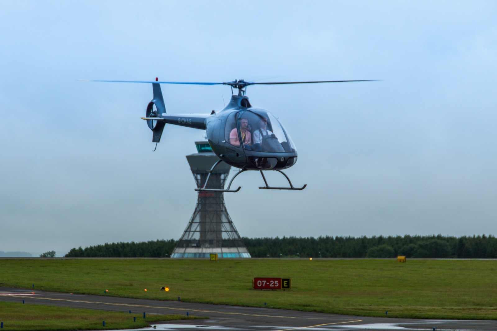 Helicopter Lessons Newcastle upon Tyne