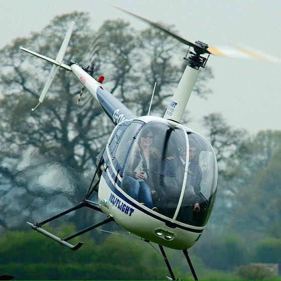 Helicopter Lessons Coventry