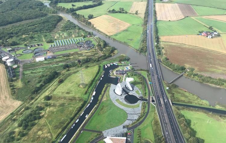 Helicopter Flights Stirlingshire