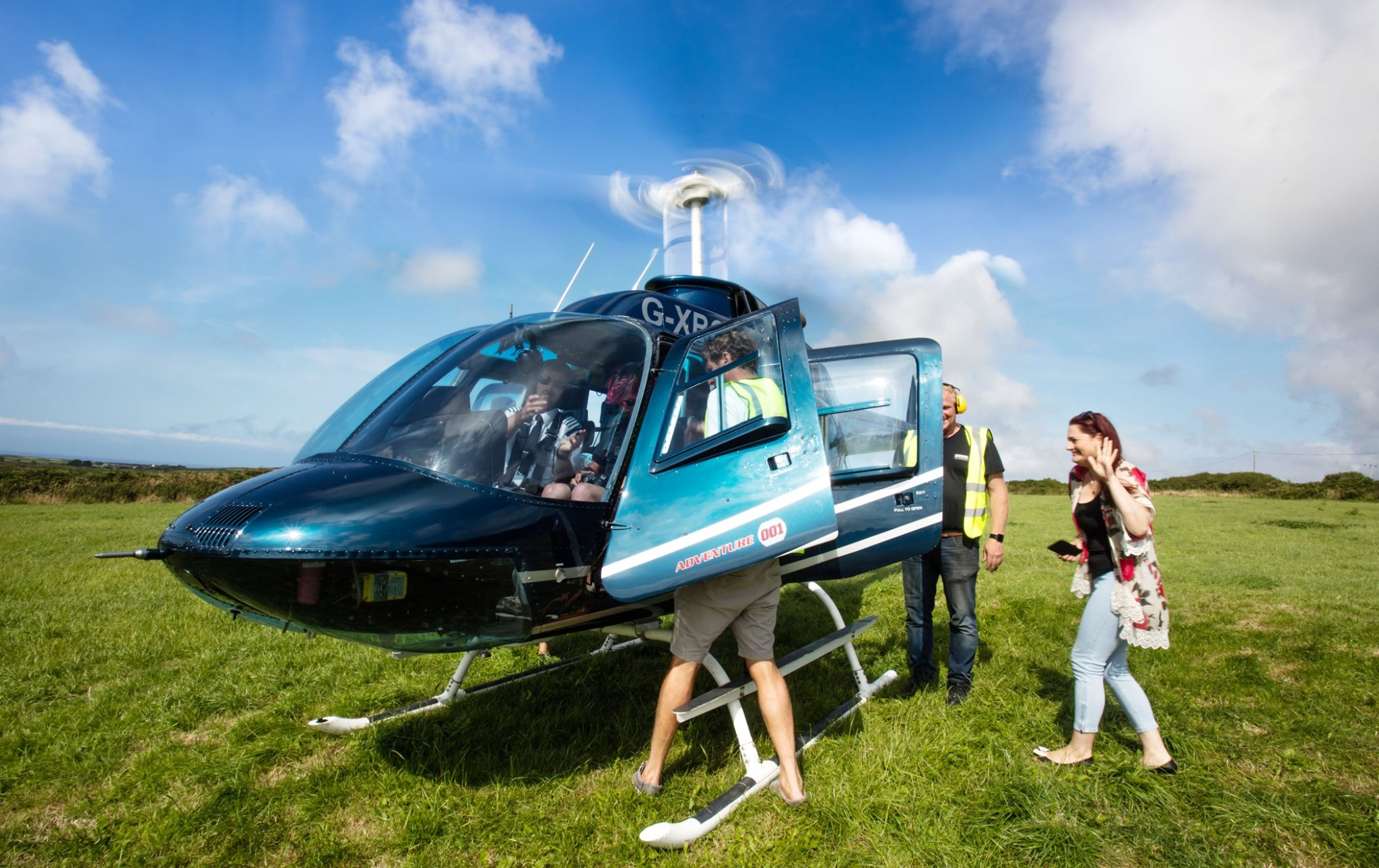 Ultimate Cambridgeshire Helicopter Tour