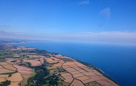 Helicopter Flights Dorset