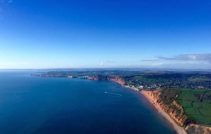 Helicopter Flights Devon