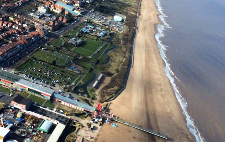 Ultimate Lincolnshire Helicopter Tour