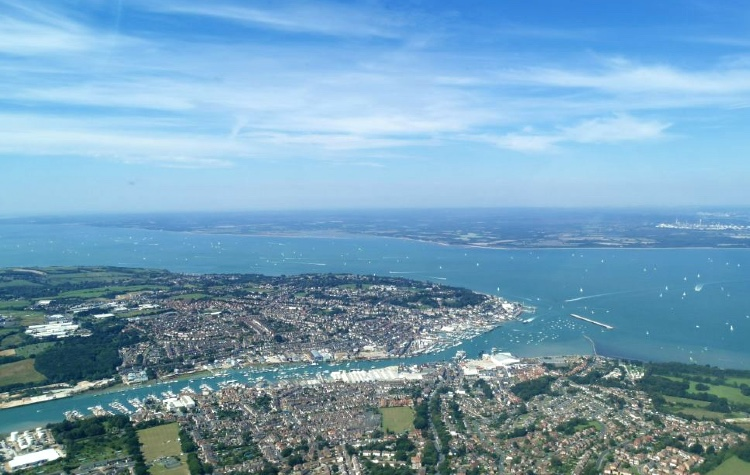 Helicopter Flights Isle of Wight