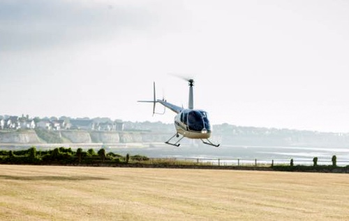 Helicopter Lessons Kent
