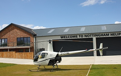 Helicopter Lessons Nottingham