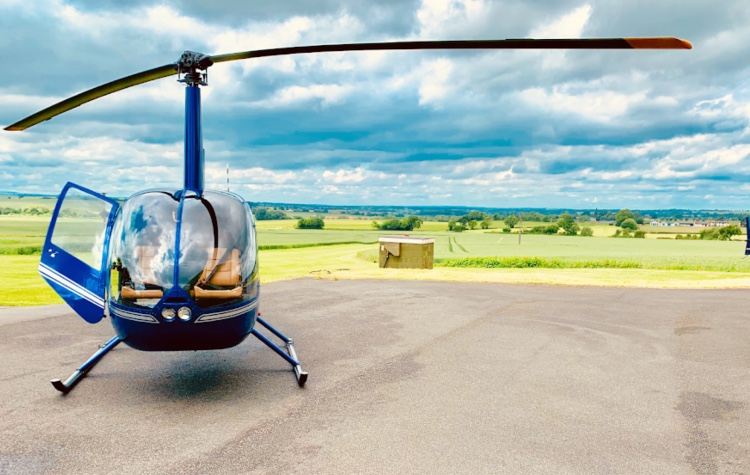Helicopter Lessons Yorkshire