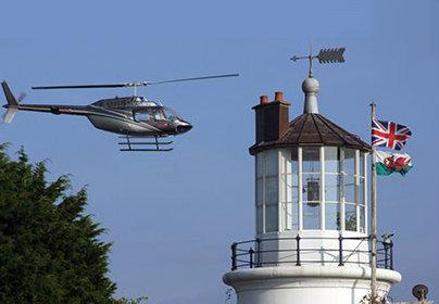 Helicopter Flights Newport