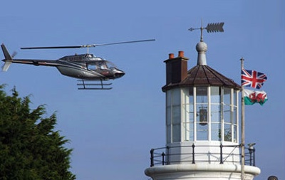 Ultimate Newport Helicopter Tour