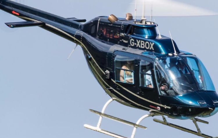 Helicopter Flights Glasgow