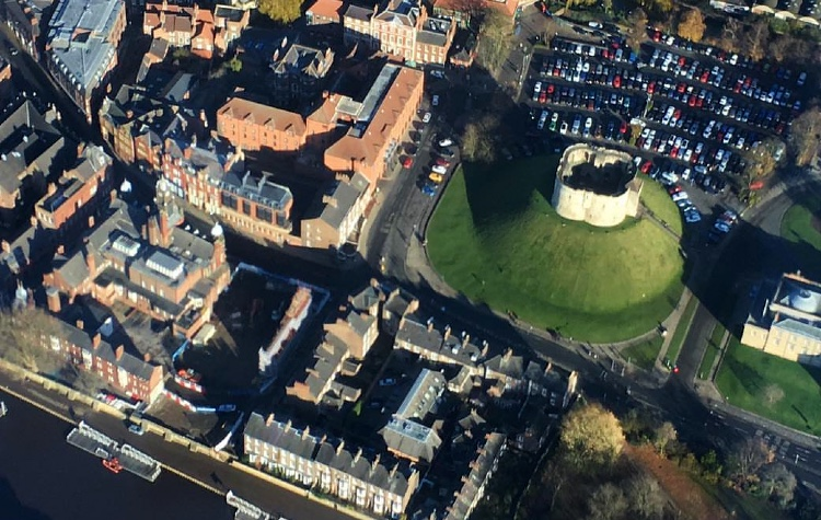 Helicopter Flights York