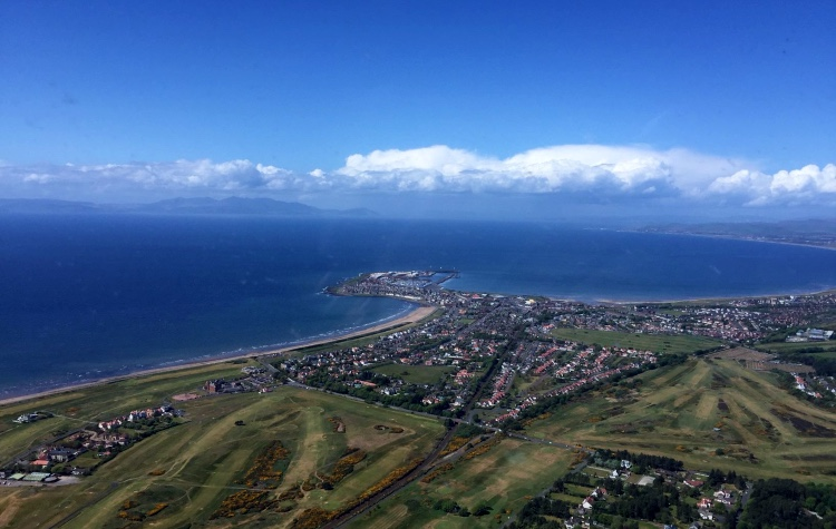 Ultimate Ayrshire Helicopter Tour