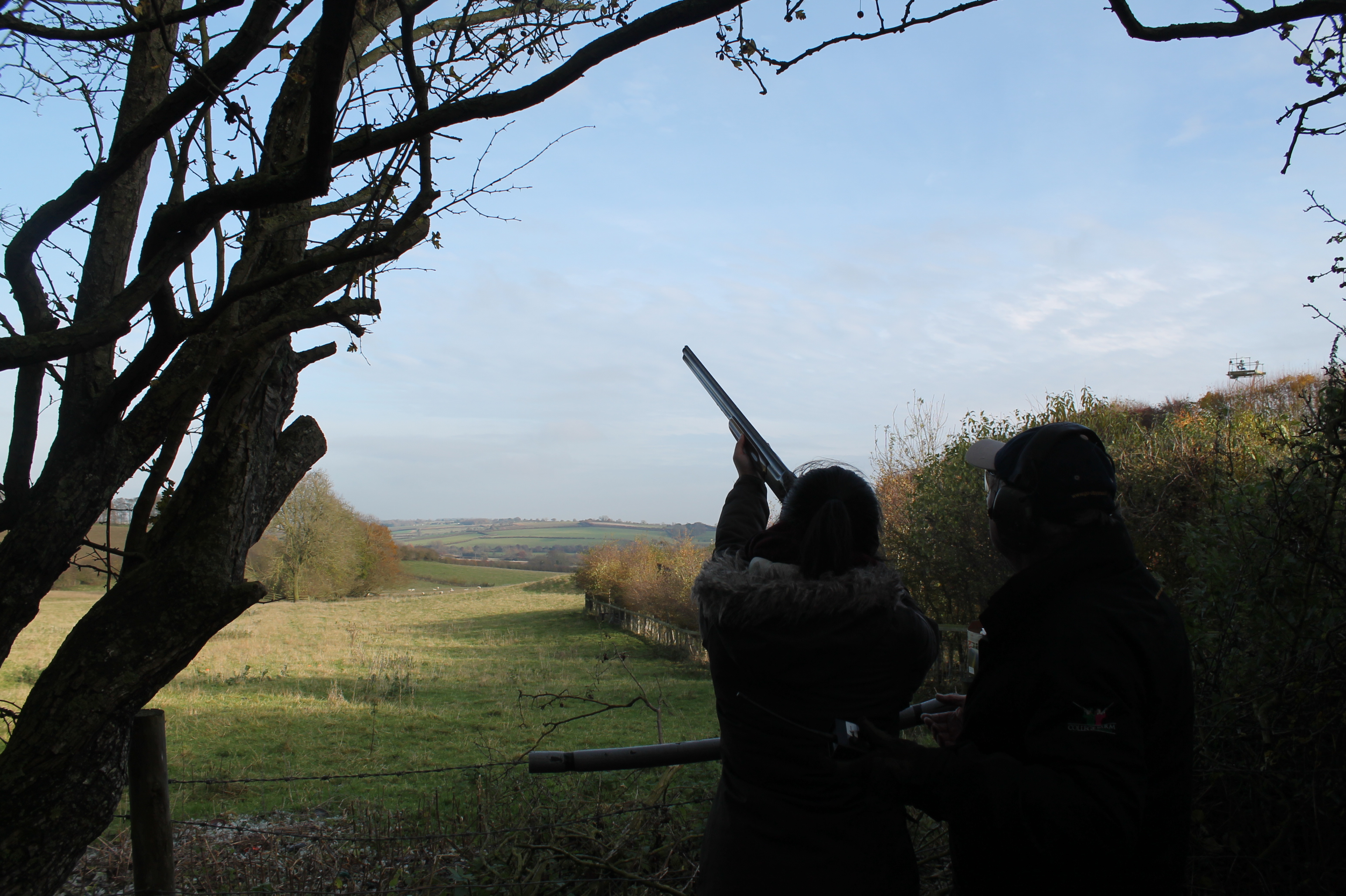 Clay Shooting Buckinghamshire
