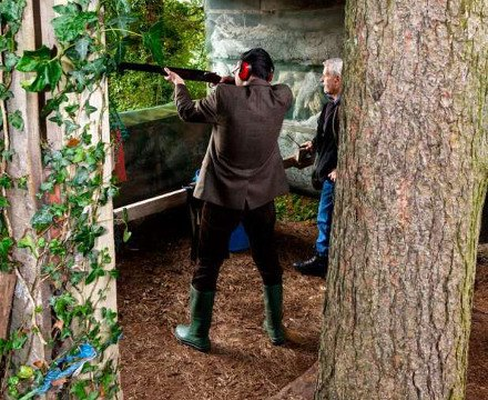 Clay Shooting Bristol