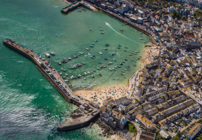 15 Min St Ives Bay Helicopter Tour