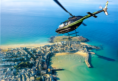 Cornwall Land, Sea & Air Adventure Package