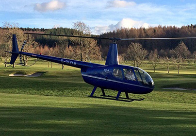 60 Minute Helicopter Trial Lesson (4 Seater)