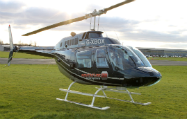 Scottish Helicopter Tour with Bubbly