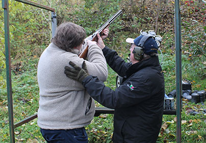 Clay Shooting Vouchers