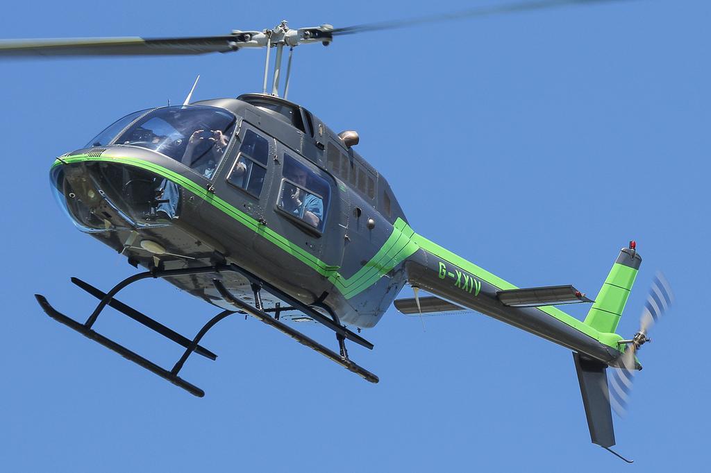 12 Mile Newcastle Helicopter Flight Image