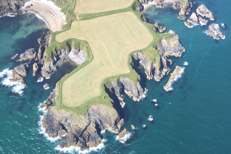 The Copper Coast Helicopter Tour Image