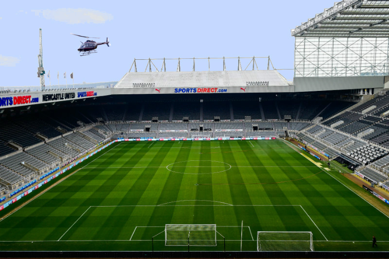 Ultimate Newcastle United Fan Package