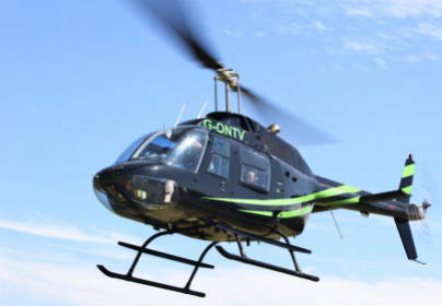 20 Min Private Helicopter Flight Departing UK Wide
