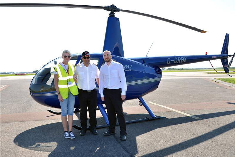 Tactical Helicopter Flying Lesson in a Robinson R44 (4 Seater) Image