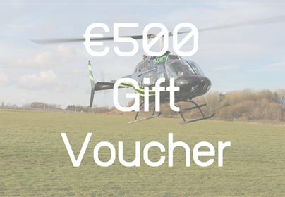 €500 Gift Voucher Image