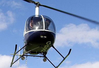 30 Min Helicopter Flying Lesson (2 Seater)