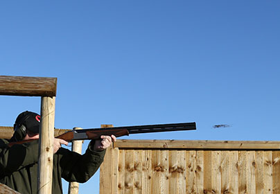 Clay Pigeon Shooting (50 Shots)