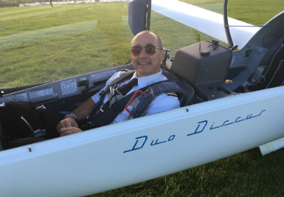Glider Lessons, Flying | Adventure 001
