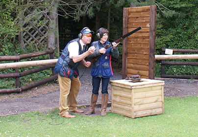Clay Pigeon Shooting (30 Shots)