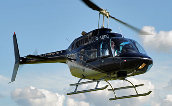 Ultimate Gloucestershire Helicopter Tour