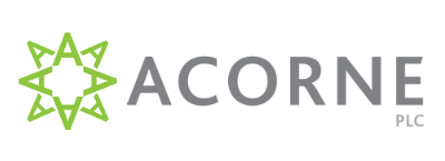 Acorne logo