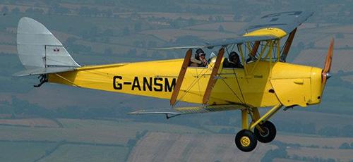 Vintage Flights